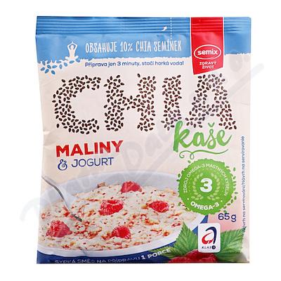 Zobrazit detail - Chia kaše maliny a jogurt 65g
