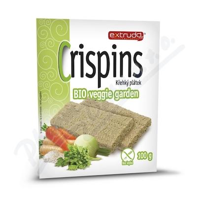 Zobrazit detail - BIO veggie garden křehký plátek 100 g