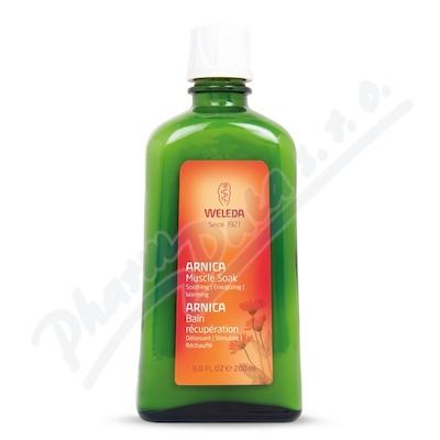 Zobrazit detail - WELEDA Arniková koupel uvolňující 200 ml