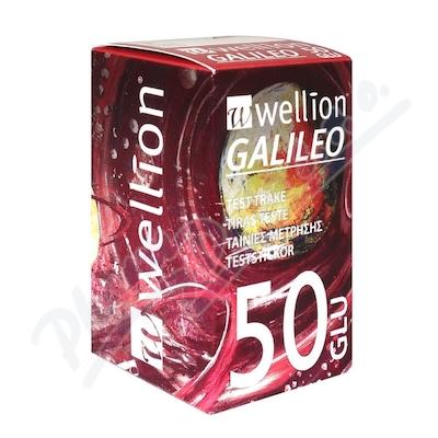 Testovací proužky Wellion Galileo glukóza 50ks