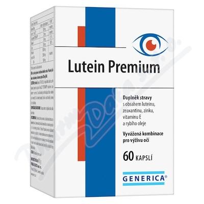 Zobrazit detail - Lutein Premium cps. 60 Generica