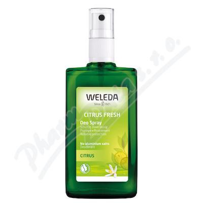Zobrazit detail - WELEDA Citrusový deodorant 100ml