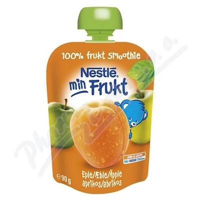 Zobrazit detail - NESTLÉ kapsička ovocná Meruňka-Jablko 90g