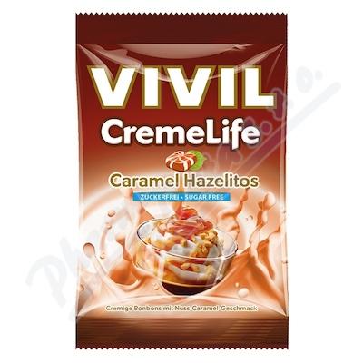 Zobrazit detail - VIVIL 2707 Creme life Karamel+lískový oříšek 110g