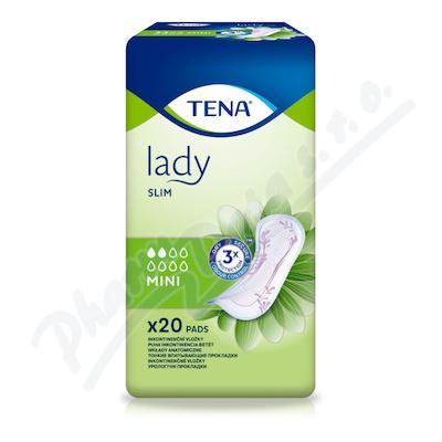 Zobrazit detail - Ink. vlož. TENA Lady Slim Mini 20ks 760256
