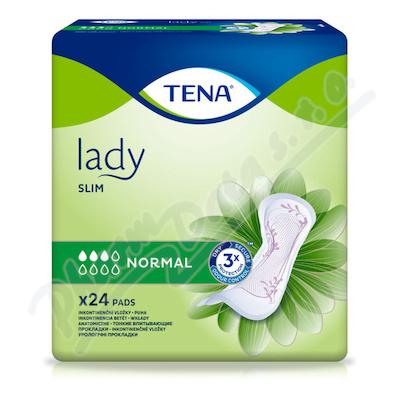 Zobrazit detail - Ink. vlož. TENA Lady Slim Normal 24ks 760492