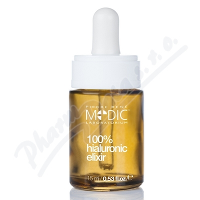 Zobrazit detail - Medic 100% Hyaluronic elixír 15ml