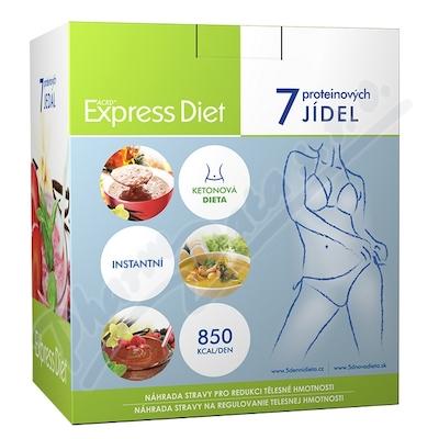 Zobrazit detail - Express Diet Protein dieta 7 instantních jídel