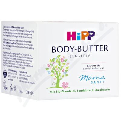 Zobrazit detail - HiPP MAMASANFT Tělové máslo 200ml
