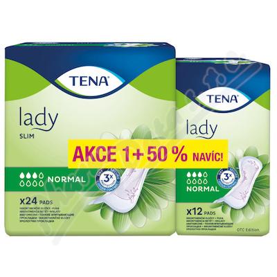 Ink.vlož.TENA Lady Slim Normal +50% navíc760294