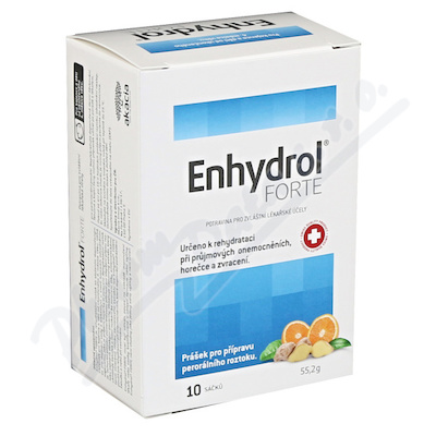 Zobrazit detail - Enhydrol FORTE 10 sáčků