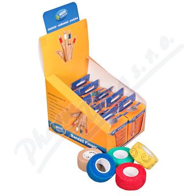 Zobrazit detail - Rychlonáplast elastická karton mix 5-ti barev