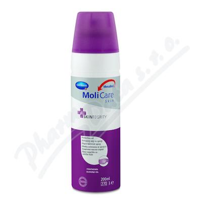 Zobrazit detail - MoliCare Skin Ochranný olej.  spray200ml (Menalind)