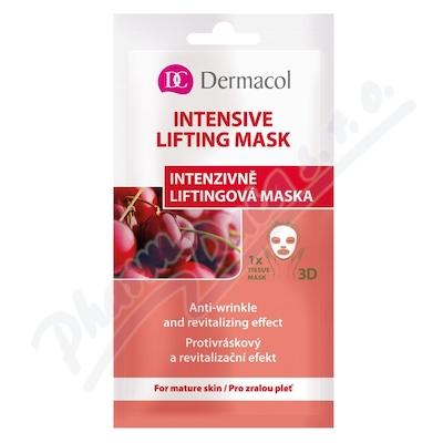 Zobrazit detail - Dermacol Intenzivně liftingová textilní maska