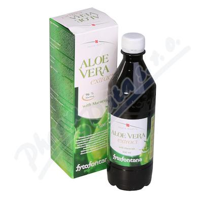 Zobrazit detail - Fytofontana Aloe Vera extrakt 500 ml