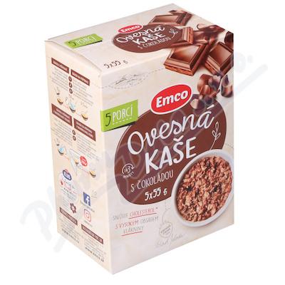 Zobrazit detail - EMCO Ovesná kaše s čokoládou 5x55g