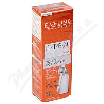 Zobrazit detail - EVELINE EXPERT C Vitaminové noční sérum 18ml