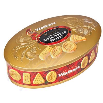 Zobrazit detail - Walkers Mini máslové sušenky dóza 175g