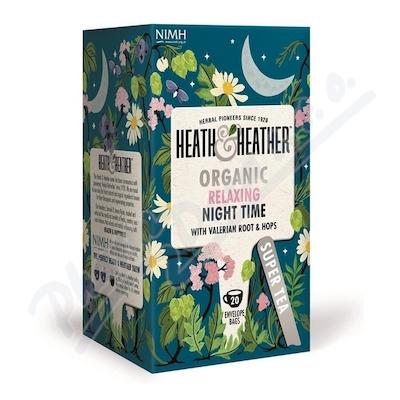 Zobrazit detail - HH BIO čaj Noční Kozlík lékařský & Chmel 20 sáčků