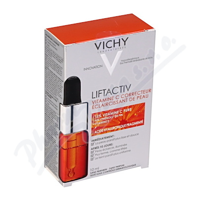 Zobrazit detail - VICHY Liftactiv FRESH SHOT 10 ml