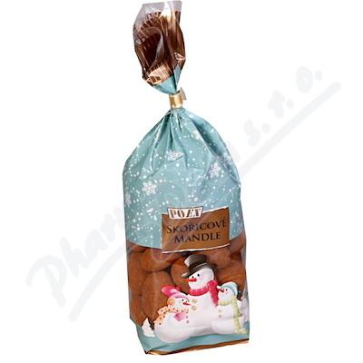 Zobrazit detail - Mandle v mléčné čokoládě se skořicí 250g