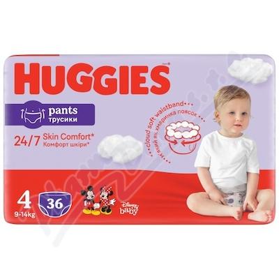 Zobrazit detail - HUGGIES Pants Jumbo 4 9-14kg 36ks