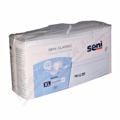 Zobrazit detail - Seni Classic Extra Large 30ks prodyšné plen. kalh.