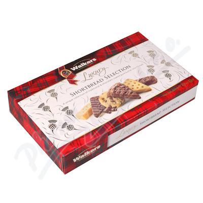 Zobrazit detail - Walkers Luxury směs sušenek s čokoládou 250g