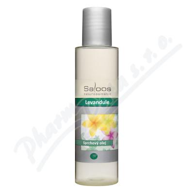 Zobrazit detail - Saloos Sprchový olej Levandule 125 ml