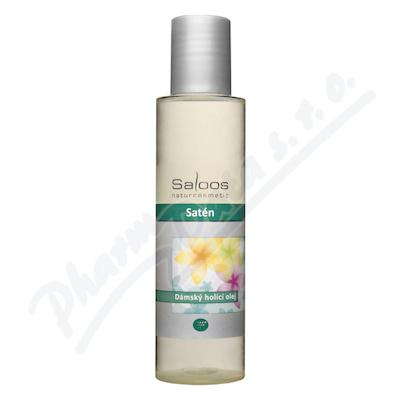Zobrazit detail - Saloos Satén holicí olej 125 ml