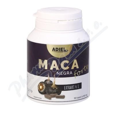 Adiel Maca Negra FORTE 90 kapslí