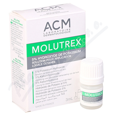 MOLUTREX sol.3ml