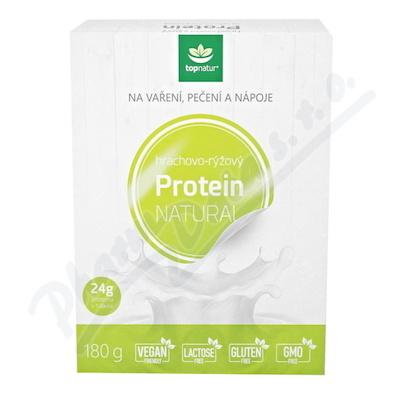 Zobrazit detail - Protein hrachovo-rýžový 180g TOPNATUR