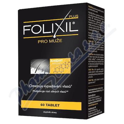 Zobrazit detail - Folixil Plus pro muže 60tbl.