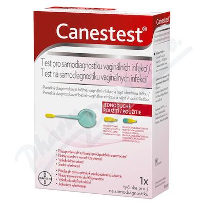Zobrazit detail - Canestest test pro samodiagnostiku vagin. infekcí
