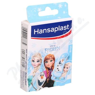 Zobrazit detail - Hansaplast Junior Frozen 20ks