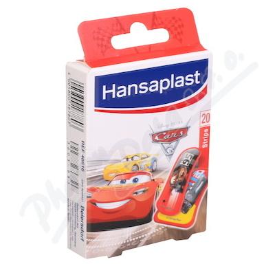 Zobrazit detail - Hansaplast Junior Cars 20ks