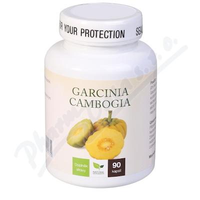 Zobrazit detail - Natural Medicaments Garcinia Cambogia cps. 90