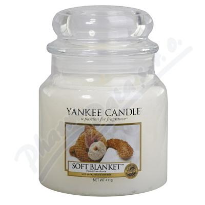 Zobrazit detail - YANKEE CANDLE vonná svíce Soft blanket 411g