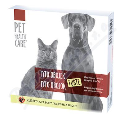 Zobrazit detail - PET HEALTH CARE Fyto obojek FORTE pro psy a kočky
