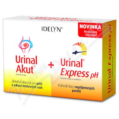 Zobrazit detail - Walmark Idelyn Urinal Akut 10 + Urinal Express pH6