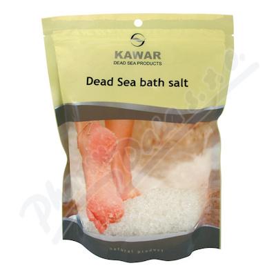Zobrazit detail - KAWAR Koupelová sůl z Mrtvého moře sáček 1000g
