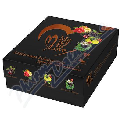 Zobrazit detail - Čaj Majestic Tea Love sada 40 ks