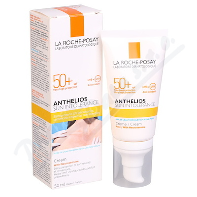 Zobrazit detail - LA ROCHE-POSAY ANTHELIOS Sun Intolerance 50 ml