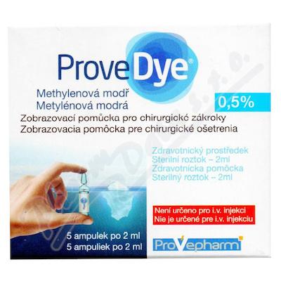 ProveDye 5mg/ml 5x2ml