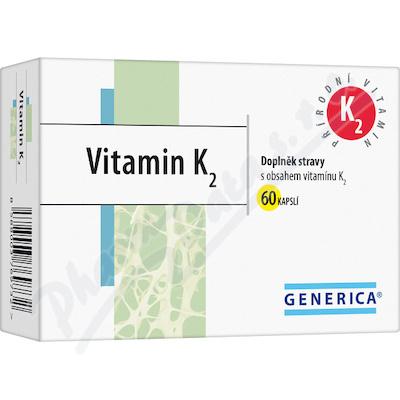 Vitamin K2 cps.60 Generica