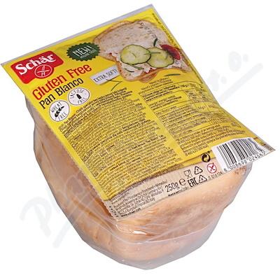 Zobrazit detail - SCHAR PAN BLANCO chléb speciál. bez lepku bílý 250g