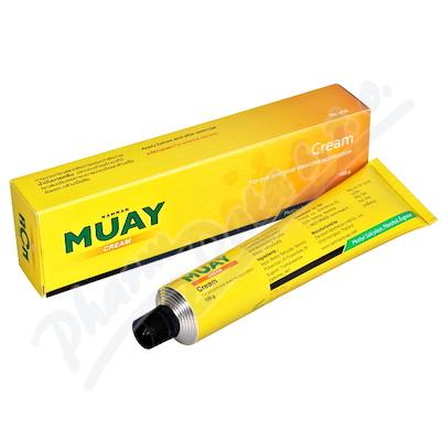 Namman Muay thajský krém 100g + Thera-Band Posilovací guma 2m černá spec. silná
