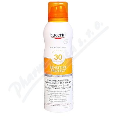 Zobrazit detail - EUCERIN SUN Trans.  spr.  Dry Touch SPF30 200ml_2018