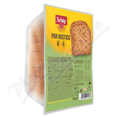 Zobrazit detail - SCHAR PAN RUSTICO chléb vícezrnný bez lepku 250g